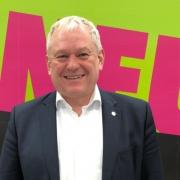 Thomas Hacker von der FDP bei der Kommunalwahl 2020. Foto: Redaktion