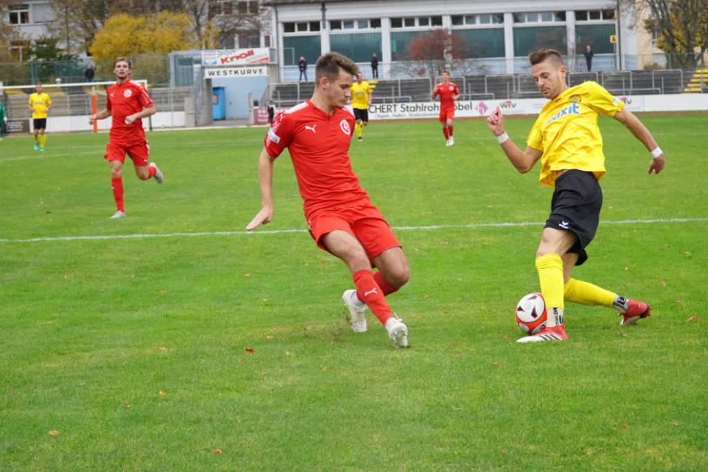 SpVgg Bayreuth vs. TSV 1860 Rosenheim