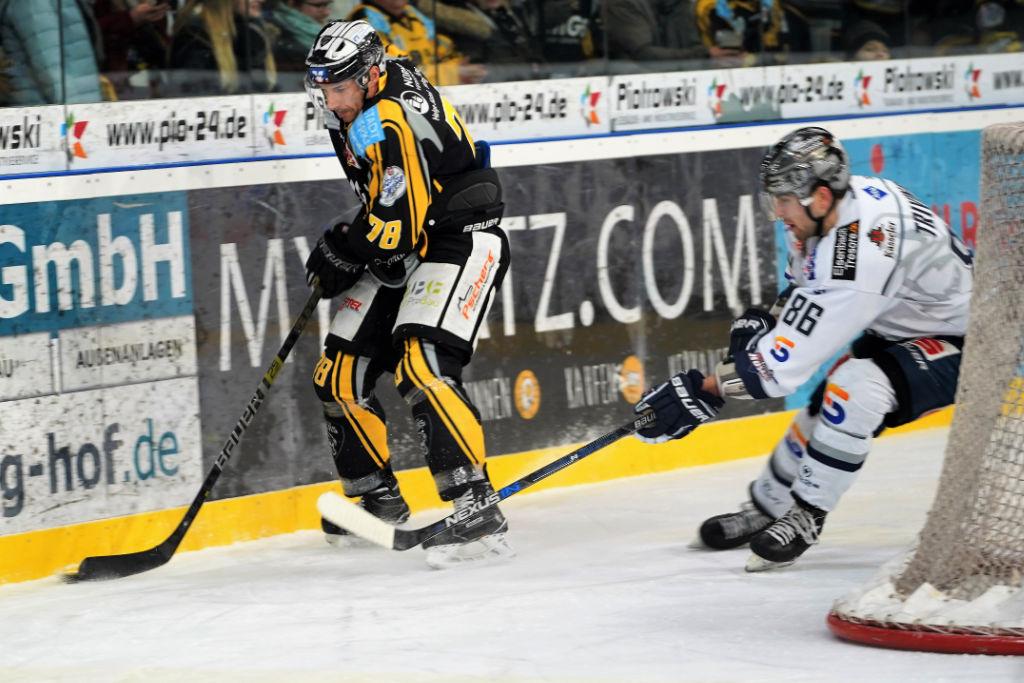 Bayreuth Tigers vs. Kassel Huskies