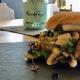 Die bt-Leser haben abgestimmt: Das Philly Cheesesteak Sandwich ist das beste in der Region Bayreuth. Foto: Susanne Monz