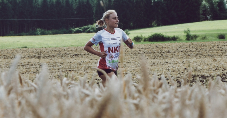 Triathletin Tina Sendel gibt Lauf-Tipps. Foto: Privat