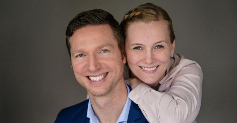 Seine Familie steht zu 100 Prozent hinter Florian Wiedemann. Im Mai wird er Vater. Foto: Privat