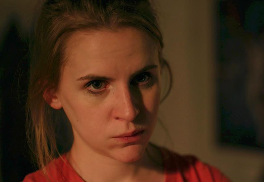 Anna aus dem Kurzfilm Sardinien