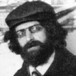 Dichter Erich Mühsam