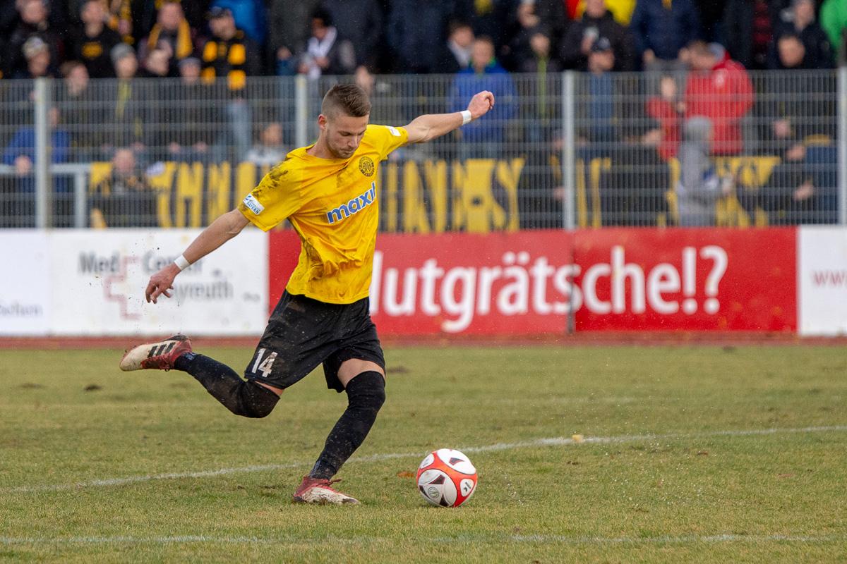 Chris Wolf SpVgg Bayreuth