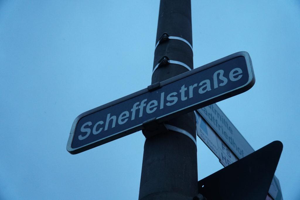 Scheffelstraße