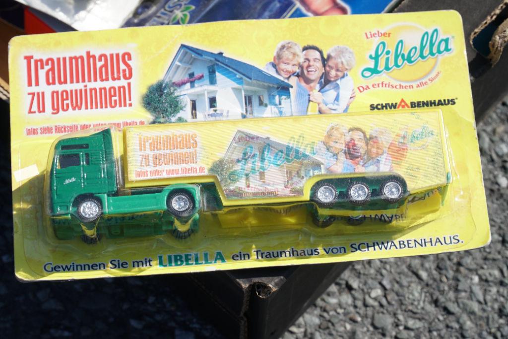 Libella Truck zum Spielen