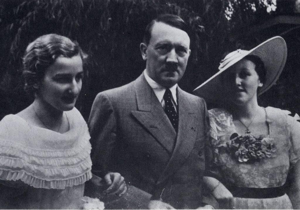 Hitlers Schwester