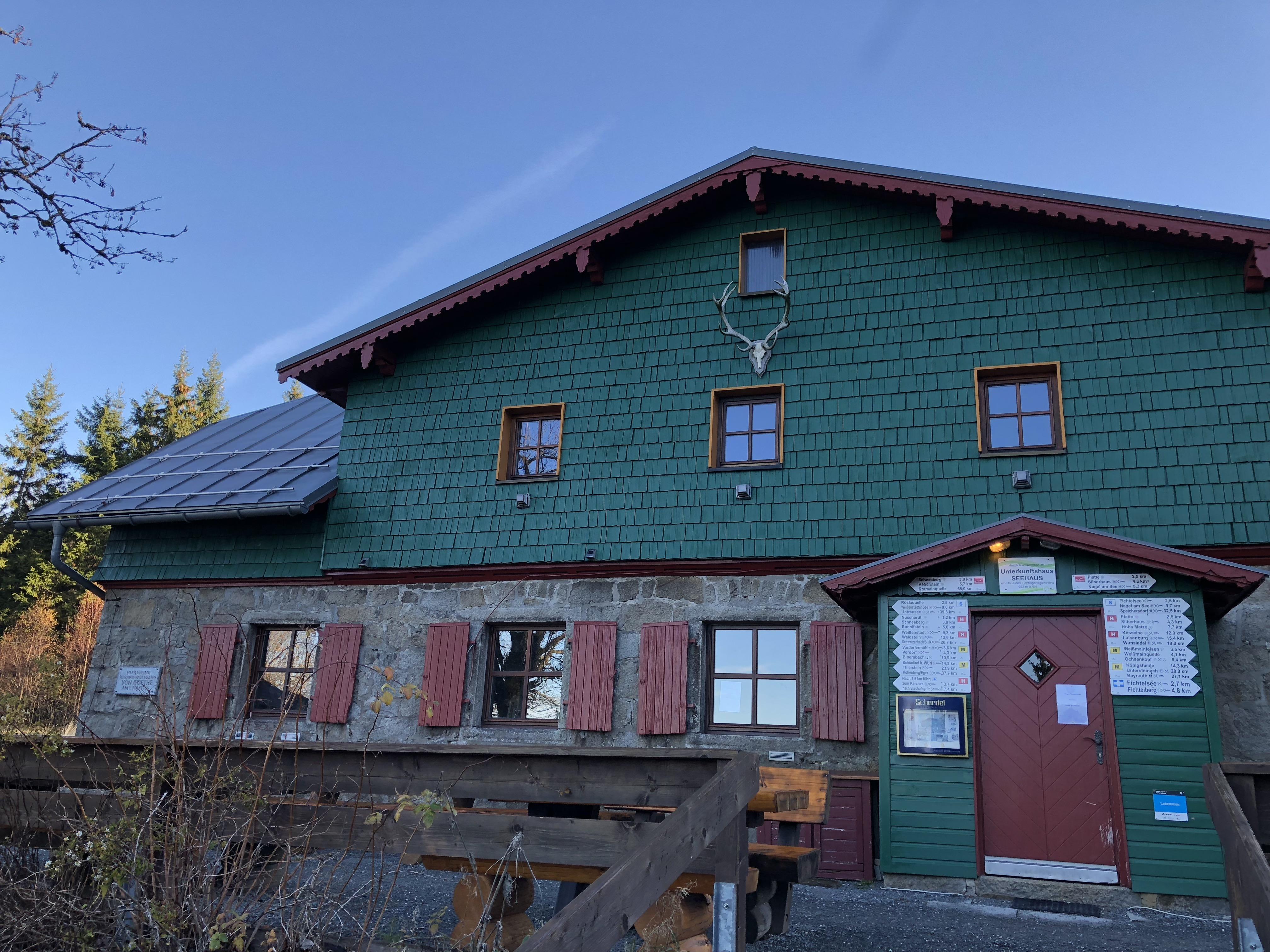 Seehaus-Tröstau