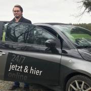 Jan-Michael Fischer ist der Bayreuther Landratskandidat der SPD.