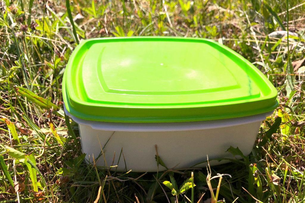 Mehrbox aus nachhaltigem Biokunststoff