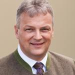 Staatssekretär Roland Weigert