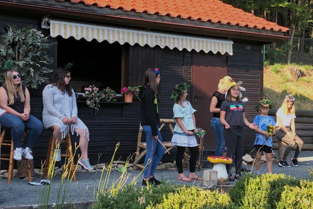 Theaterbande des TSV Harsdorf,