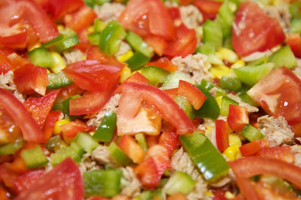 Thunfisch Mais Salat