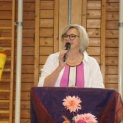 Schulleiterin Gabi Hemmer: Jetzt für die Grünen im Bayreuther Stadtrat. Foto: Privat.