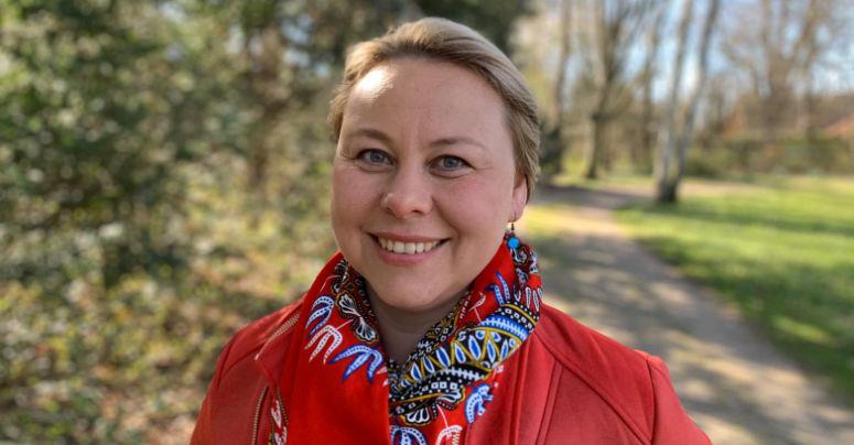 Maria Hennig wurde positiv auf Corona getestet. Im Interview schildert sie ihre Erlebnisse. Foto: Privat