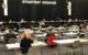 Die konstituierenden Sitzung des Bayreuther Stadtrats fand in der Oberfrankenhalle statt. Foto: Frederik Eichstätt