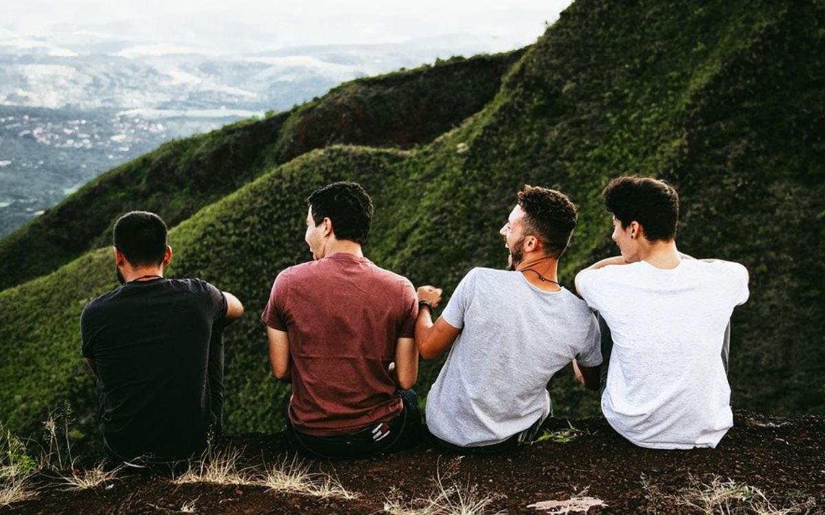 Vatertag: Für viele Jugendliche und Männer ein Tag, um mit den Freunden loszuziehen. Symbolbild: Pixabay