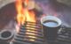Beim Grillen in Oberfranken steckte ein Vater seine vierjährige Tochter in Brand. Symbolbild: Pixabay