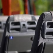Ein Schulbus. Im Landkreis Bayreuth hat die Polizei Schulbusse kontrolliert. Dabei kontrollierten die Beamten auch die Einhaltung der Maskenpflicht. Symbolbild: Pixabay