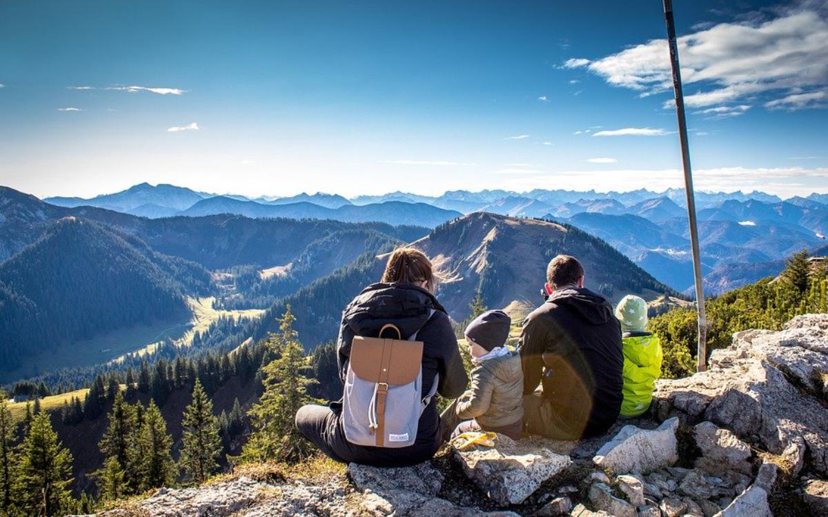 Urlaub in Bayern an Ostern? Innenminister Herrmann äußert sich zum Osterurlaub. Symbolbild: Pixabay