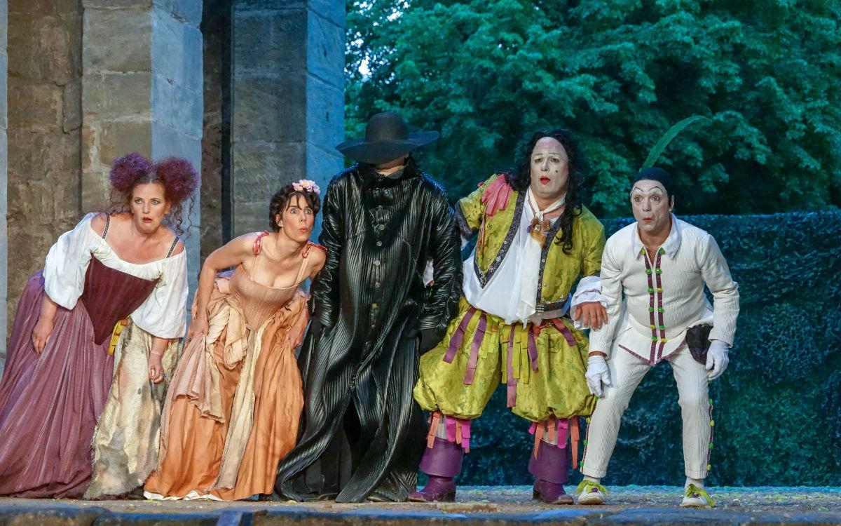 Szene aus Don Juan. Foto: Thomas Eberlein