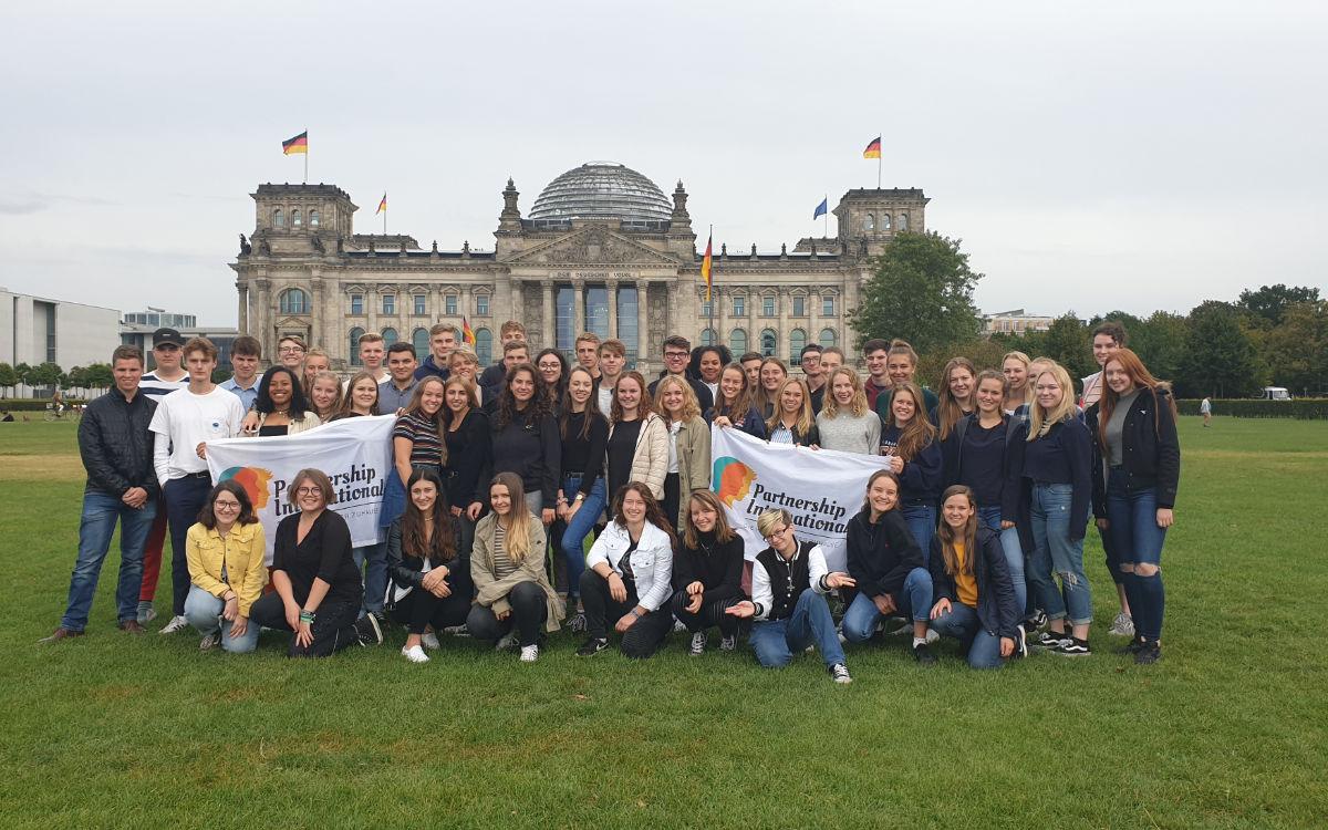 Alle PPP-Stipendiaten haben ein Vor- und ein Nachbereitungsseminar für ihren Aufenthalt in den USA. Foto: Partnership International e.V.