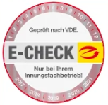 Gerltz elektro gmbh - E-Check geprüft. Foto: Gerlitz