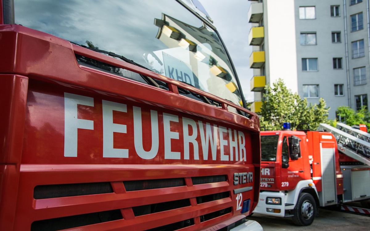Feuer in Bischofsgrün ausgebrochen. Symbolbild: Pixabay