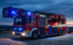 Die Feuerwehr im Einsatz. Symbobild: Pixabay.