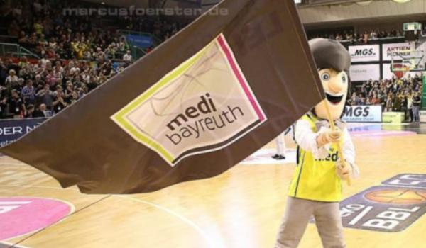 Nach dem Aus der Firma medi als Sponsor von medi bayreuth äußern sich Verantwortliche und Fans. Archiv: Marcus Förster