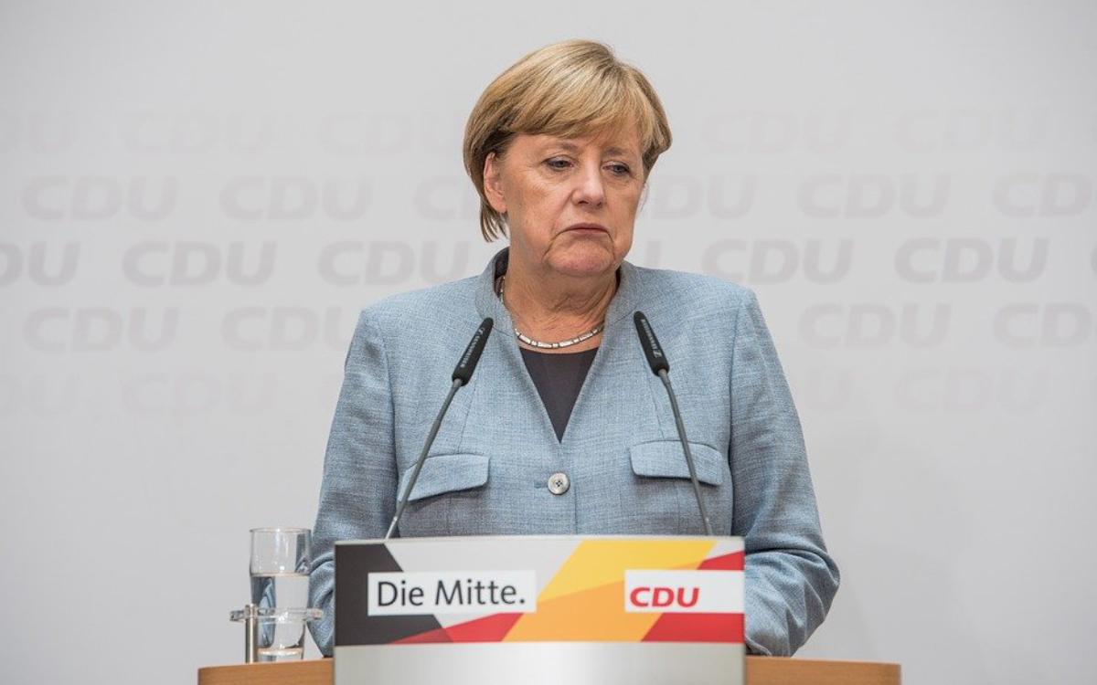Bundeskanzlerin Angela Merkel. In Deutschland wurde jetzt eine Verschärfung der Corona-Regeln beschlossen. Symbolfoto: Pixabay