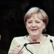 Bundeskanzlerin Angela Merkel. Archiv: Sven Lutz
