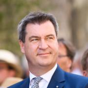 Markus Söder erklärt die strengen Corona Maßnahmen dem Bayerischen Landtag. Symbolfoto: Bayerische Staatskanzlei