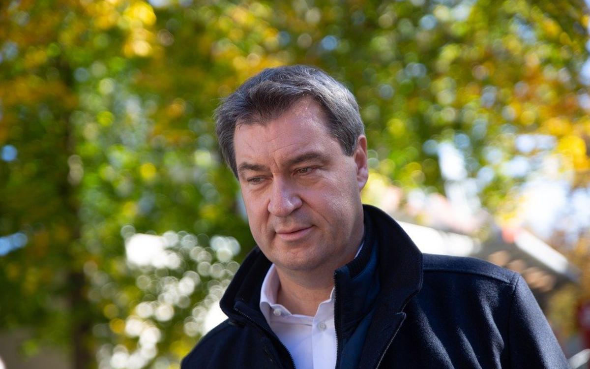 Bayerns Ministerpräsident Markus Söder. Symbolbild: Pixabay
