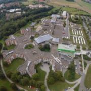 Pendlerquarantäne wegen der Corona-Lage bei der Klinikum Bayreuth GmbH. Archivfoto: Klinikum Bayreuth GmbH