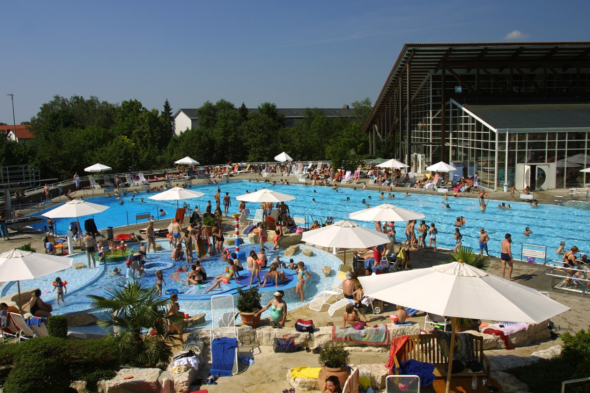 Markus Söder möchte Schwimmbäder und Freibäder in Bayern ab Pfingsten wieder öffnen. Symbolbild: pixabay