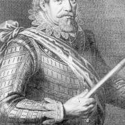 """Markgraf Christian Ernst, Namensgeber des Bayreuther Gymnasium Christian Ernestinum, kämpfte 1683 im """"Türkenkrieg"""" vor Wien. Foto: Archiv Bernd Mayer"""