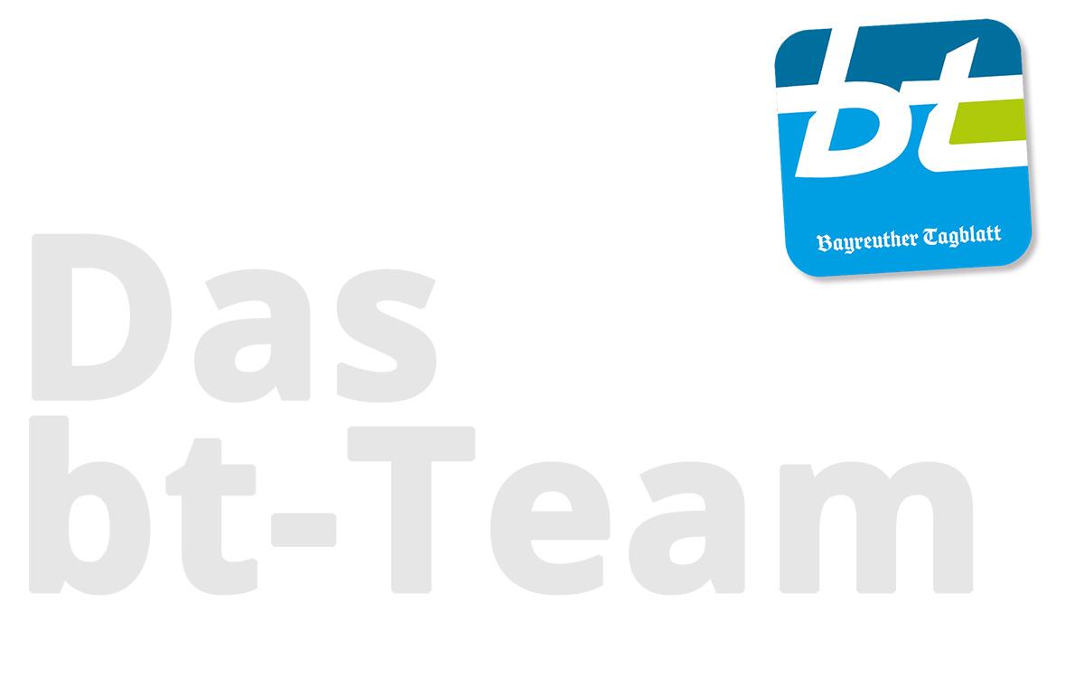 Bayreuther Tagblatt - Das Team