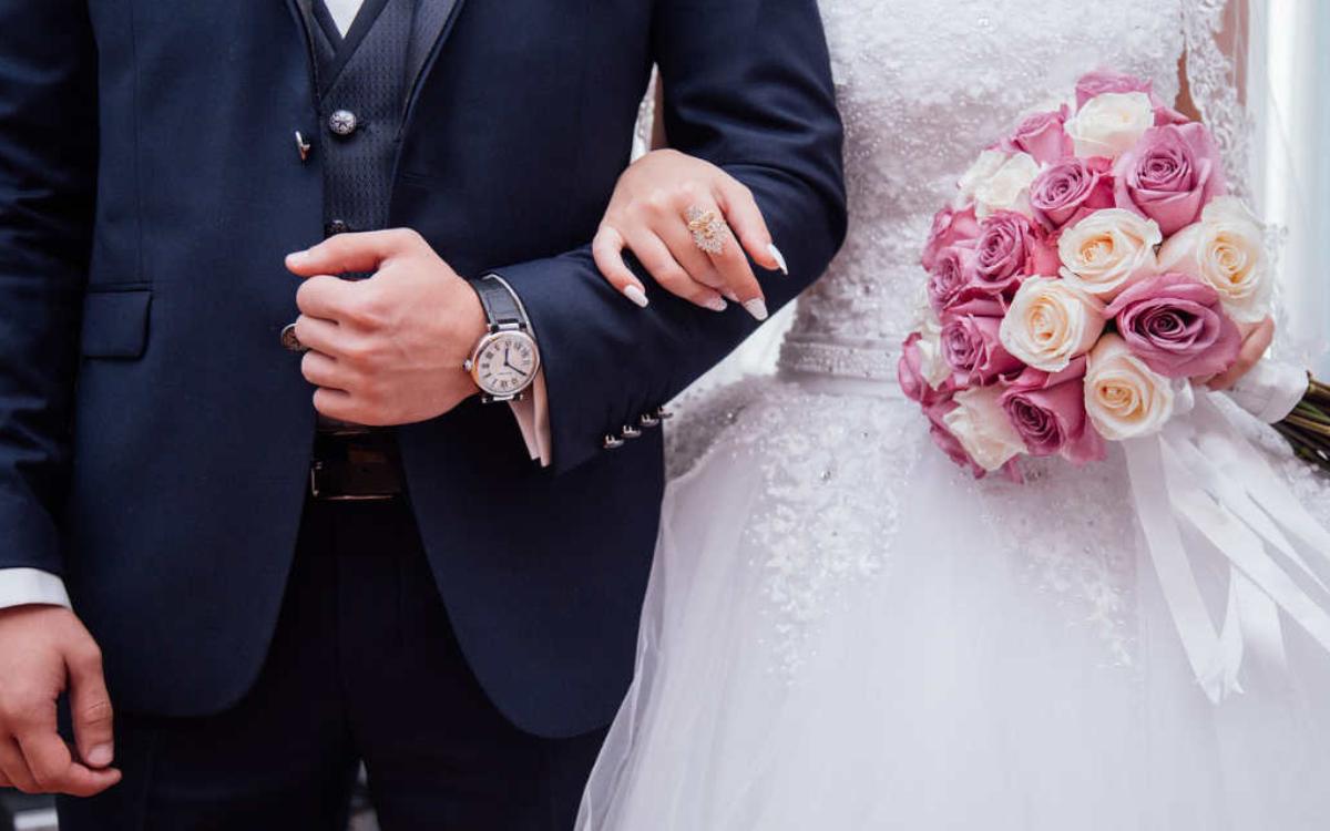 Das Standesamt in Bayreuth ist vorübergehend geschlossen. Was bedeutet das für Hochzeiten? Foto: Pixabay