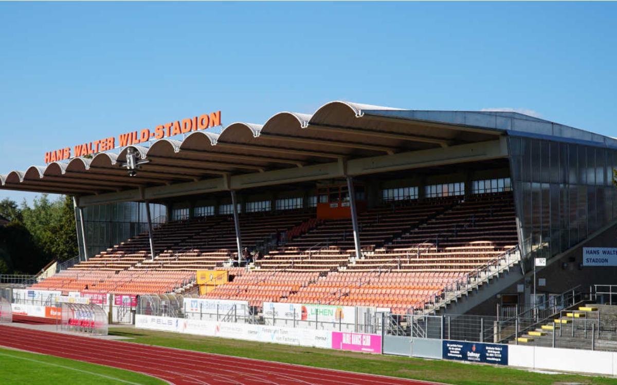 Das Hans-Walter-Wild-Stadion in Bayreuth. Archivfoto: Redaktion
