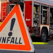 Nach einem Unfall musste die A9 bei Bayreuth gesperrt werden. Symbolbild: pixabay