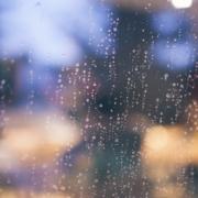 Regen in Bayreuth. Symbolbild: Pixabay