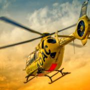 Eine Frau musste mit schweren Verbrennungen ins Klinikum Nürnberg geflogen werden. Sie schwebt in Lebensgefahr. Symbolfoto: Pixabay