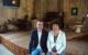 Andreas und Daniela Rudloff wollen in Oberspiesheim mit der Rudloffs Scheune ein Restaurant mit Hotel und Tagesstätte eröffnen - und das alles Bio. Foto: Michael Horling