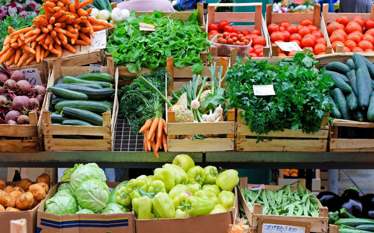 Der Genuss von frischem regionalem Gemüse ist gut für die Abwehrkräfte. Foto: PantherMedia / Baloncici