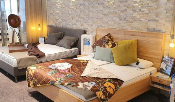 Rausch - das Bettenhaus. erstrahlt in neuem Glanz und wurde für seine Neupositionierung ausgezeichnet. Foto: Privat.