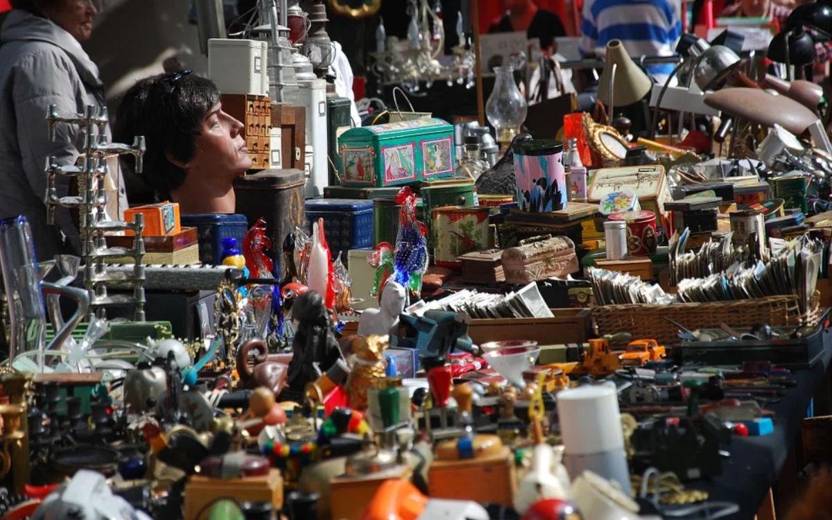 Bereits zum dritten Mal findet der Birkenflohmarkt in Bayreuth statt. Symbolbild: pixabay