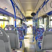 Der Stadtbusverkehr in Hof wurde durch Corona lahm gelegt. Symbolfoto: pixabay