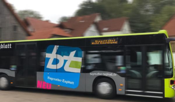 Der Landkreis Bayreuth soll im ÖPNV besser an Bayreuth angebunden werden. Eckersdorf dient als